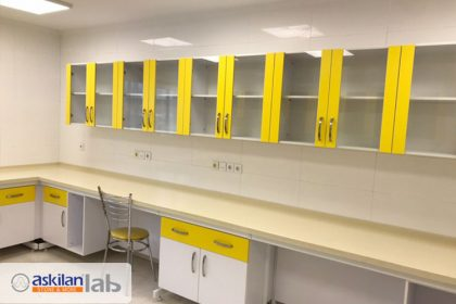 Construction and installation of benching  equipment for Dorsa Pharmaceutical Laboratory