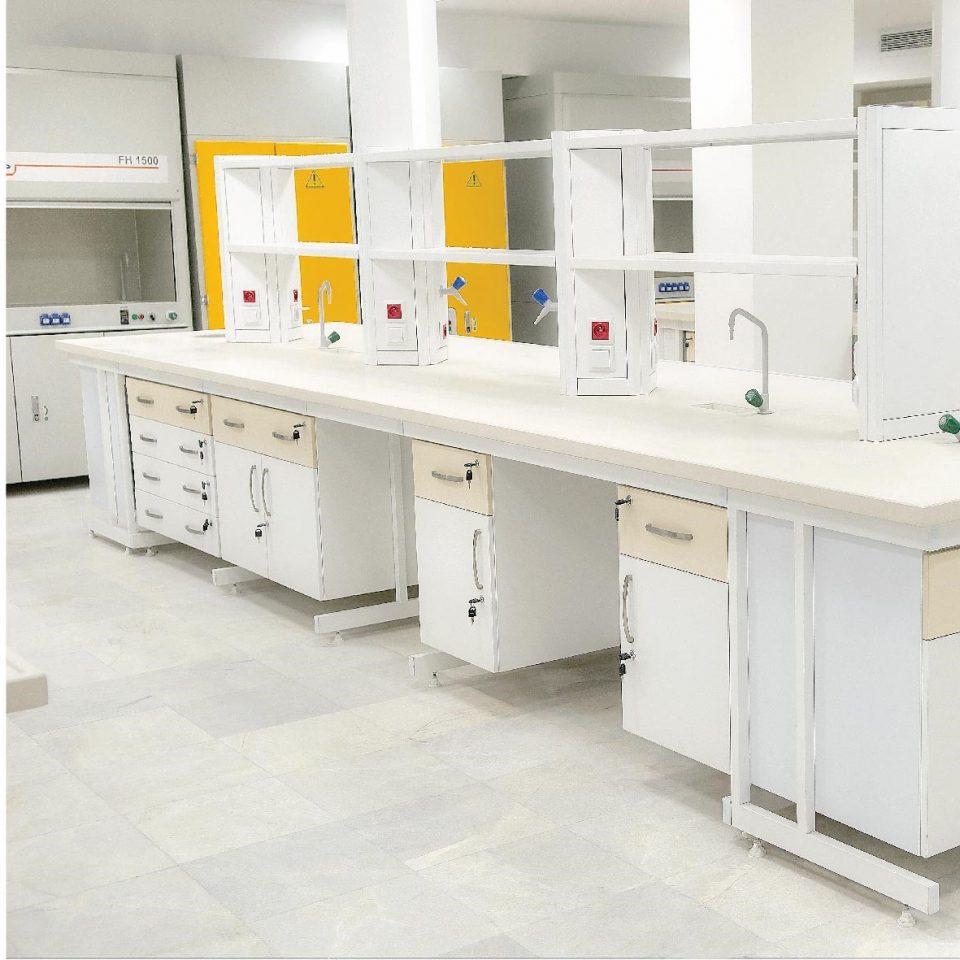 استزاکچر آزمایشگاه