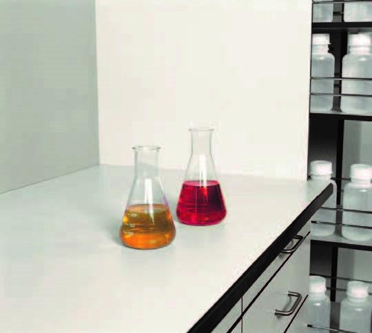 صفحات رویه آزمایشگاهی HPL