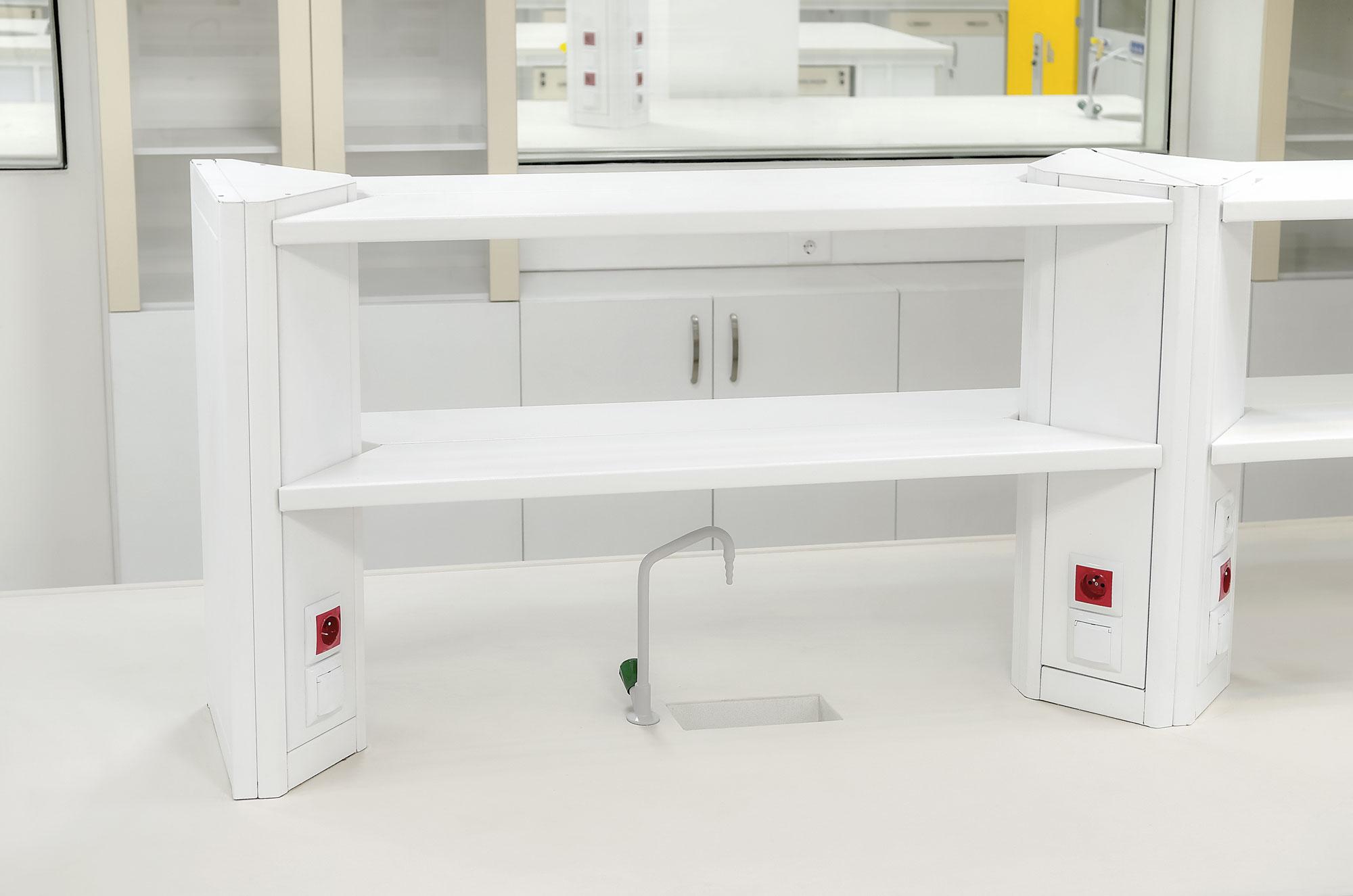 شلف آزمایشگاهی