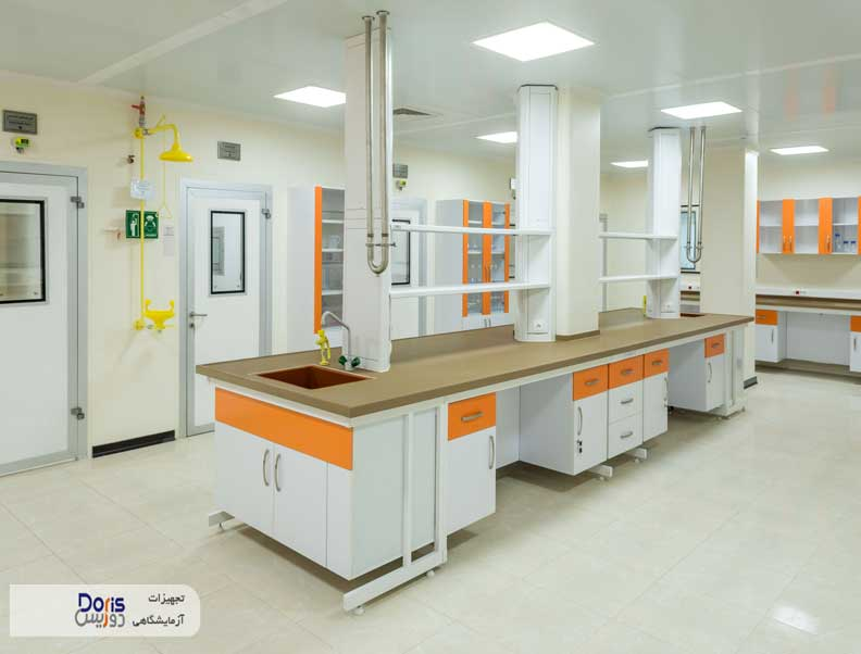 بازسازی و نوسازی آزمایشگاه